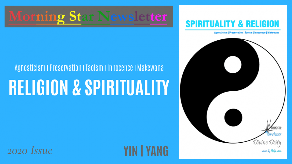 Spirituality and Religion Issue | 2020